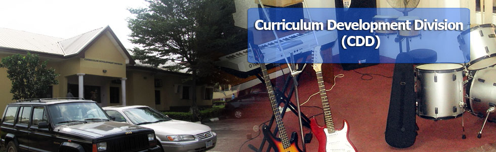 Curriculum Development Division  (CDD)